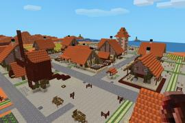Medieval villages in the RealTest game look great as well (requires RealTest game)