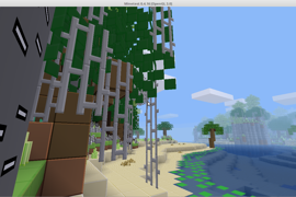 A beautiful screenshot about this pack! It look not so bad, that is the opinion of the author cHyper