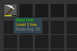 Steel hoe compatibility