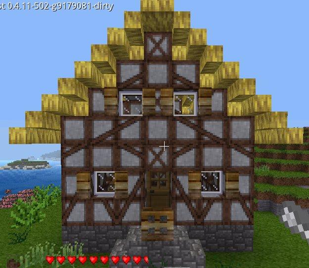 Timber Frame - ContentDB